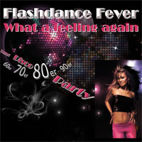 Flashdance Fever 80er Party Disco